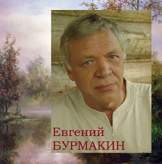 Художник Евгений Бурмакин