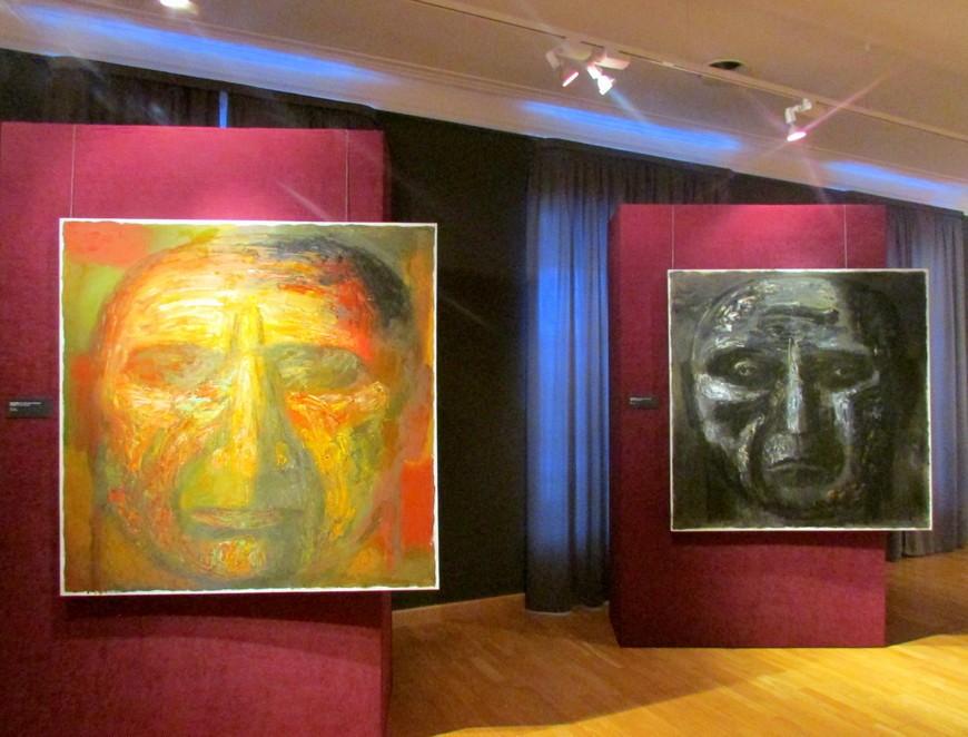 Выставка Ольги Булгаковой