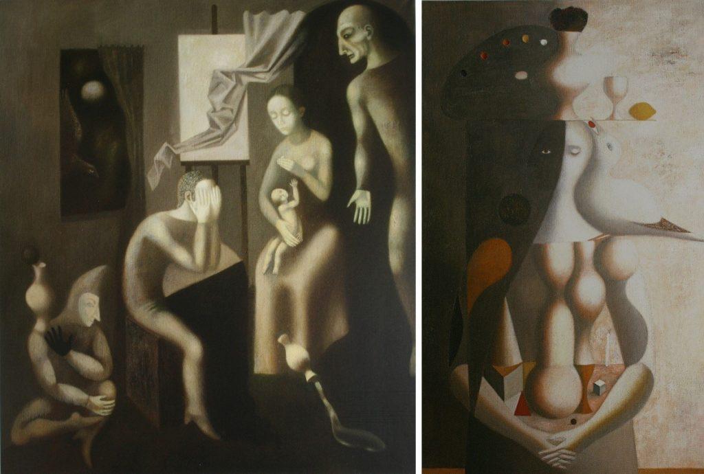Картины Ольги Булгаковой