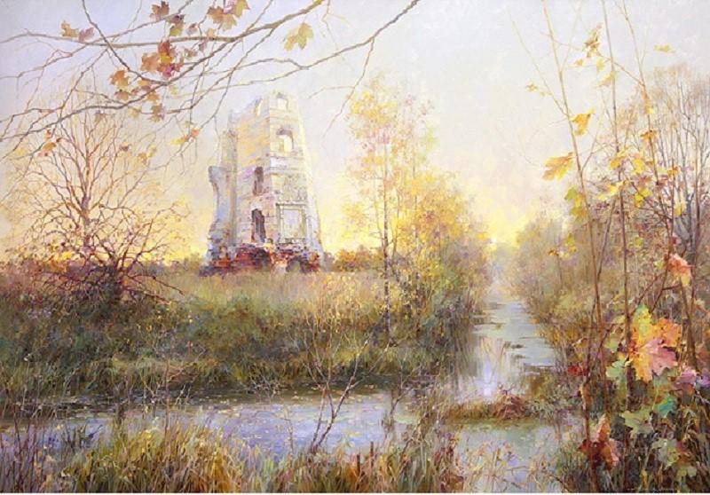 Старый пейзаж