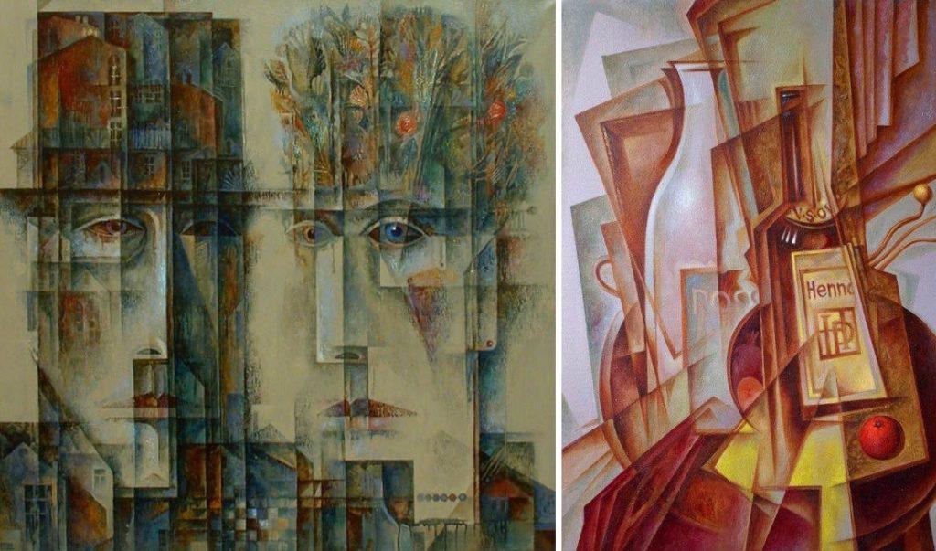 Картины Сергея Чеснокова